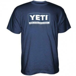 YETI Billboard Logo T-Shirt