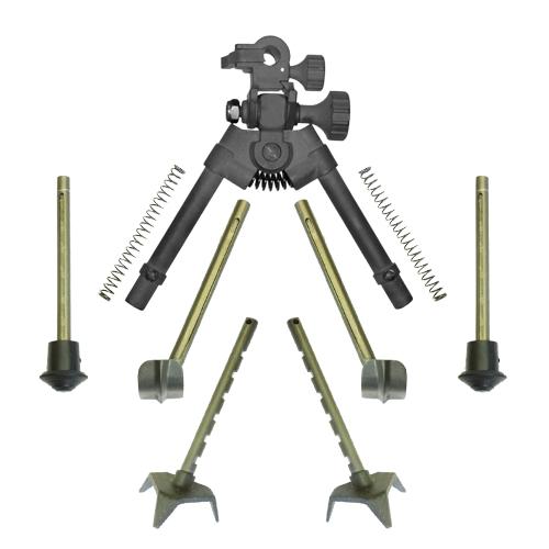 Versa-Pod Battlepack Bipod LTD - Prone