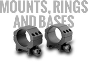 Mounts, Rings, and Bases