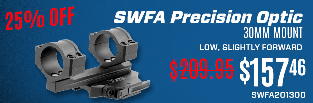 SWFA 2018 Labor Day Sale